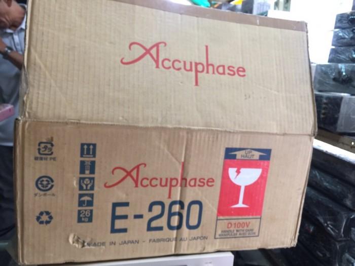 Ampli accuphase E 260 hàng bãi tuyển chọn về, đẹp long lanh