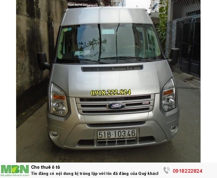 Sadaco - Cho thuê xe du lịch đời mới tại TP.HCM