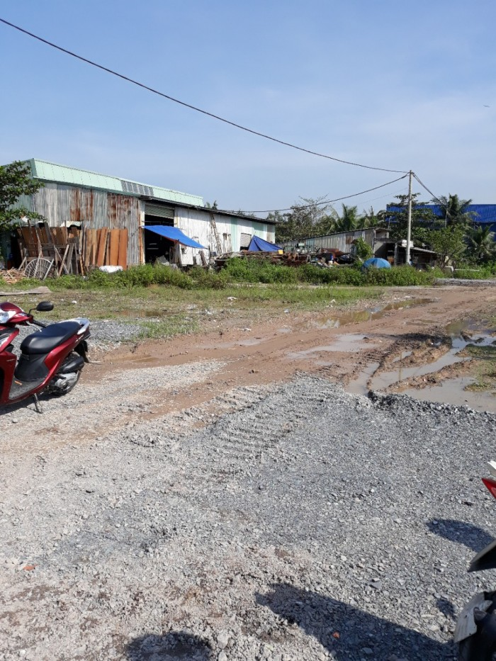 Đất nền thổ cư chính chủ,DT 64m2,ngay chợ Mỹ Nga,Tây Lân,Bình Tân.