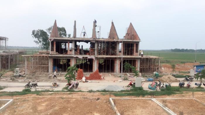 Tậu đất xây nhà vị thế Long Mạch liền kề trung tâm tại Huế River Side City