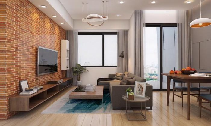 Bán căn hộ 2pn masteri Thảo Điền, 68m2, view xa lộ HN, tầng cao.