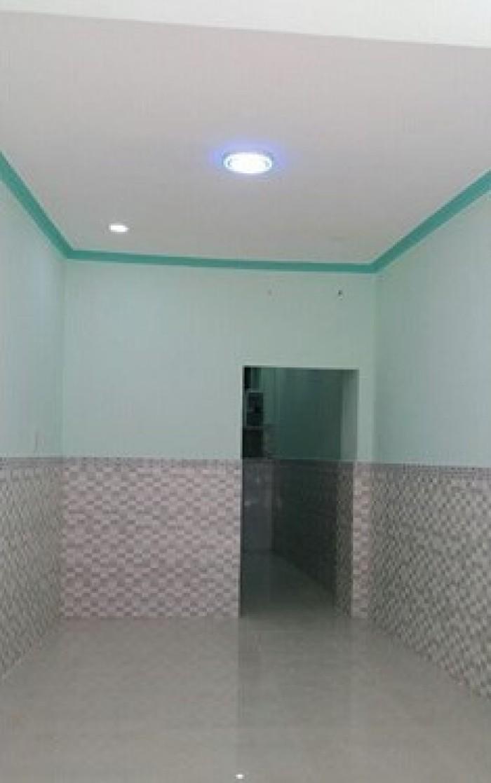 Bán nhà mới hẻm 137 Phan Anh P bình trị đông Q Bình Tân - DT 44m2