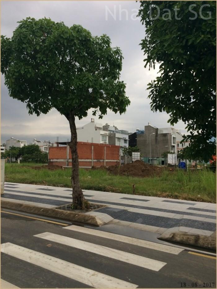 *****Đất mặt tiền Quận 2 đường Nguyễn Thị Định ngay Trung Tâm Hành Chính Mới Quận 2 - MT 20m