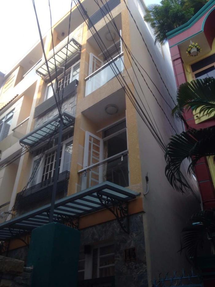 Tôi  Bán MTNB Lam Sơn, Bình Thạnh, DT: 8x23, giá bán:24 tỷ