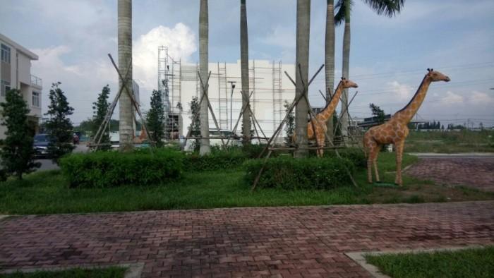 Dự án khu dân cư thương mại Phước Thái đã có quy hoạch 1/500 pháp lý rõ ràng sổ đỏ từng lô.