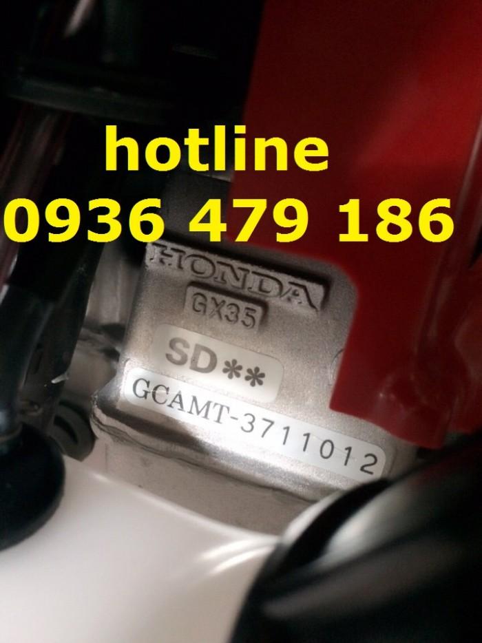 Máy phun thuốc sâu Honda GX35 chính hãng giá rẻ nhất tại đây