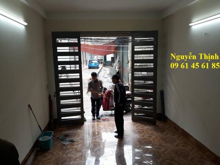 Sốc nhà Kim Giang 45m2, 6 tầng, GARA, PHÂN LÔ, siêu đẹp
