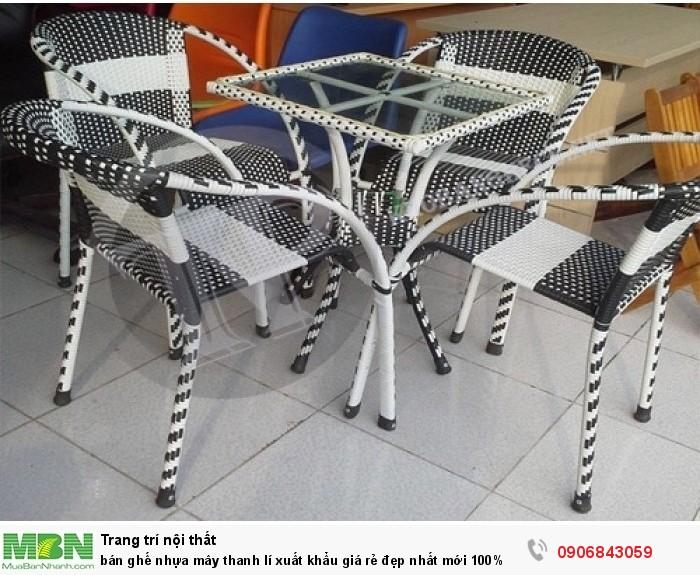 bán ghế nhựa mây thanh lí xuất khẩu giá rẻ đẹp5