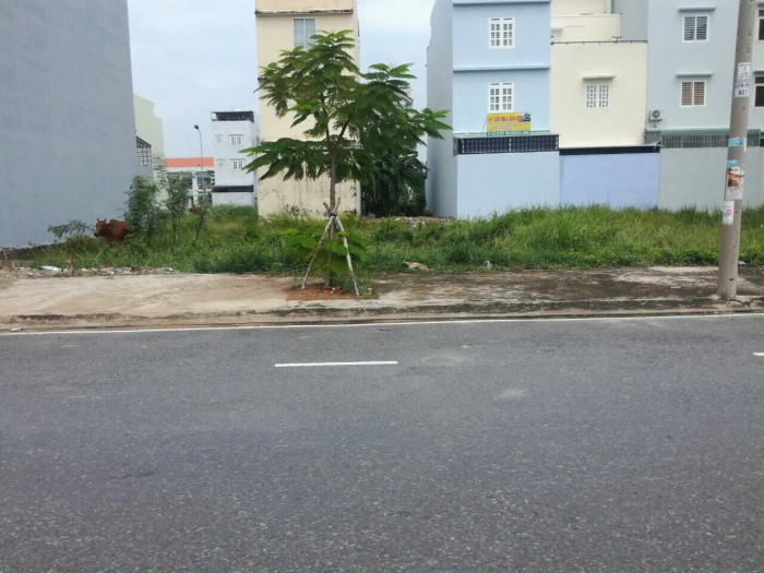 Bán đất nền ngay ngã tư Vườn Lài giá 1tỷ250 dt 4x20m