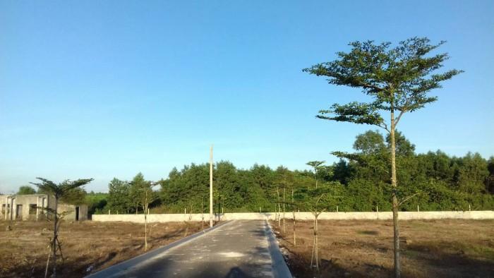 Đất ngay cổng sân bay Long Thành 800m, dân cư hiện hữu, giá 1,2 tr/m2, có sổ đỏ, xdtd