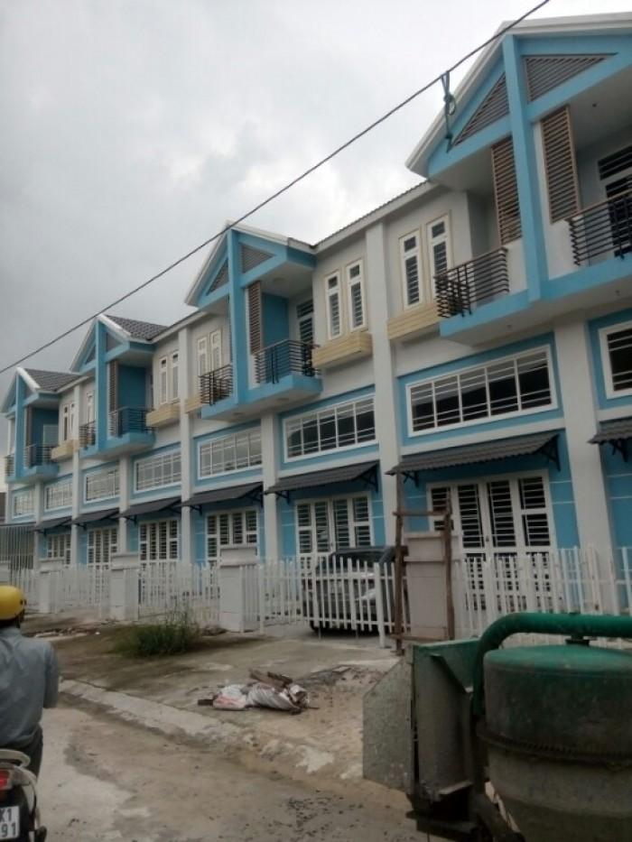 Nhà 1 Lầu 1 trệt + 3 phòng trọ cao cấp tại Bình Dương Chỉ Cần 420tr sở hữu