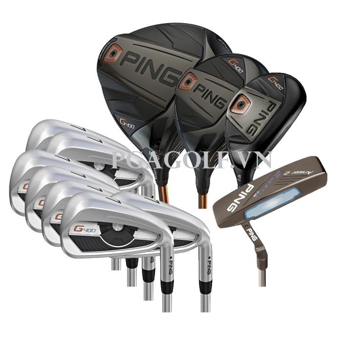 Bộ gậy golf Ping G400 new model giá tốt0