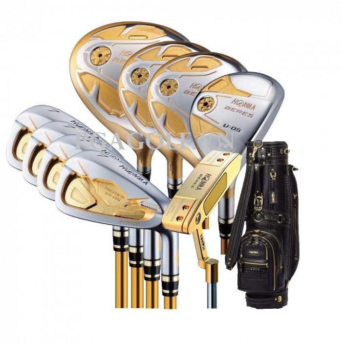 Bộ gậy golf honma S-05 5 sao