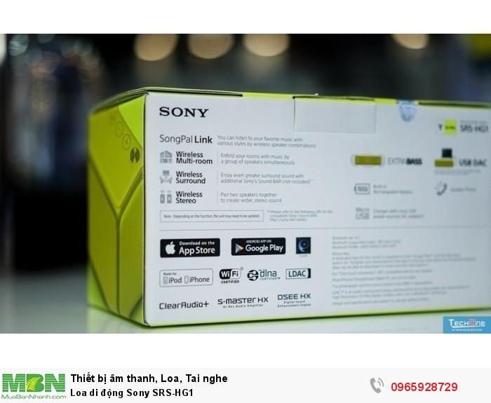 Loa di động Sony SRS-HG1