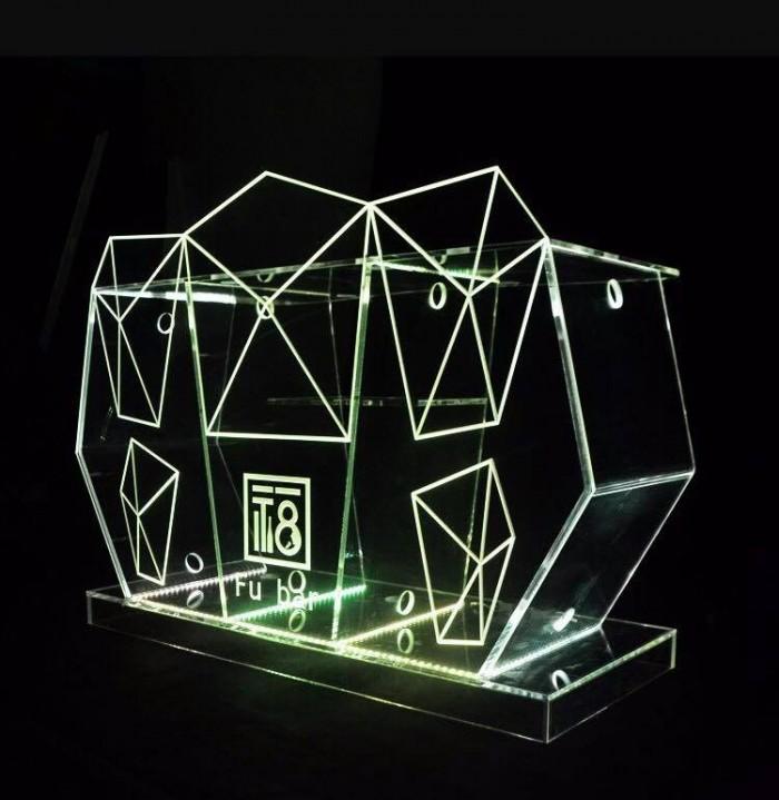 Máy Laser chuyên cắt chữ quảng cáo và thiết kế nội thất 13902