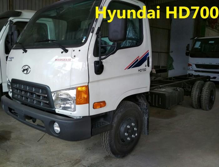 Mua xe tải hyundai 7 tấn (HD700) 0