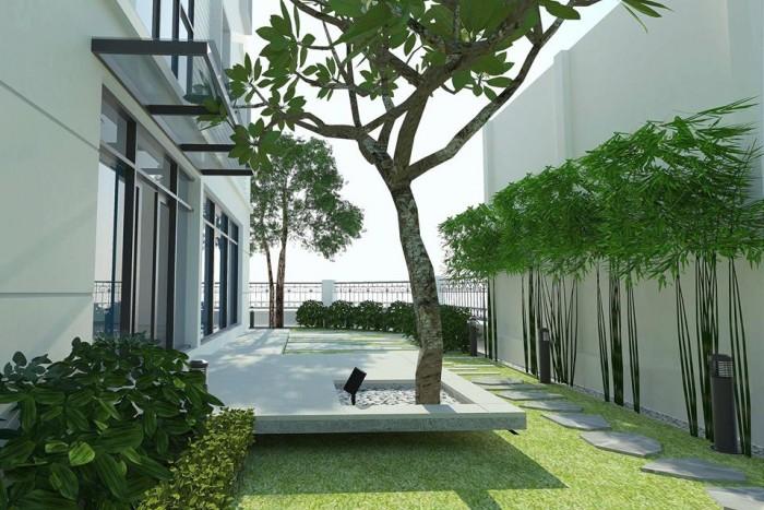 Bán biệt thự Pandora, Thanh Xuân xây mới 147m2 x 5 tầng kiến trúc Châu Âu