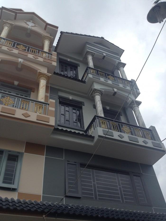 Nhà Phố phường Hiệp Thành, Q12