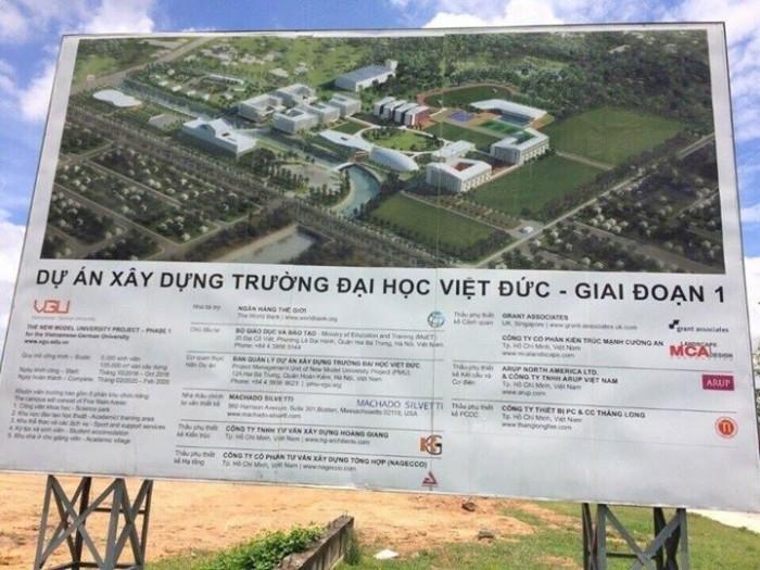 Bán đất tại Dự án College Town II, Bến Cát, Bình Dương diện tích 150m2 giá 800 Triệu