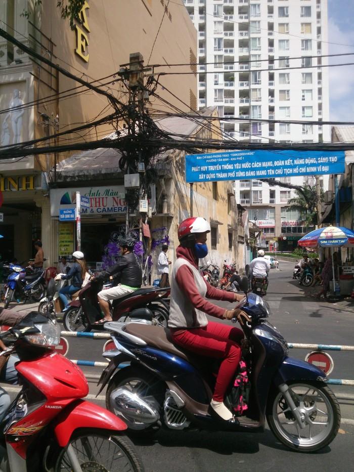 Bán Nhà MT đường Vỏ Văn Kiệt, DT: 4x18m, 3 lầu, Q.5