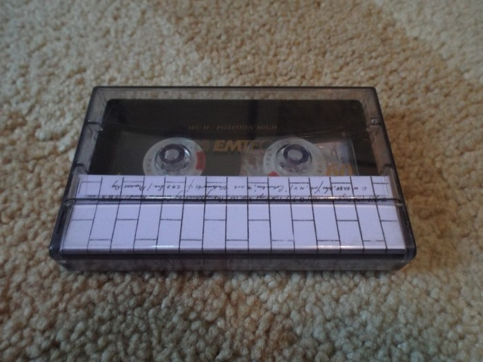 Băng cassette - Pinkfloy - The Wall