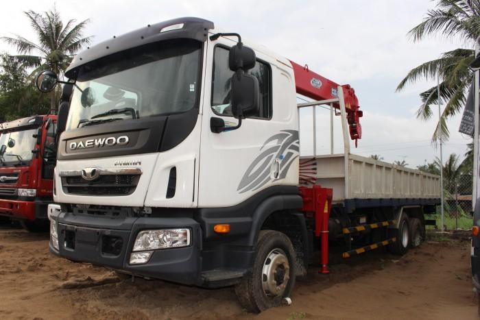Daewoo Khác sản xuất năm 2017 Số tay (số sàn) Xe tải động cơ Dầu diesel