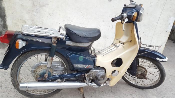 Honda Cub các loại sản xuất năm 1995