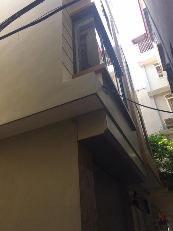 Bán nhà Ngõ Tiến Bộ, Khâm Thiên, Đống Đa 21m2, 5 tầng
