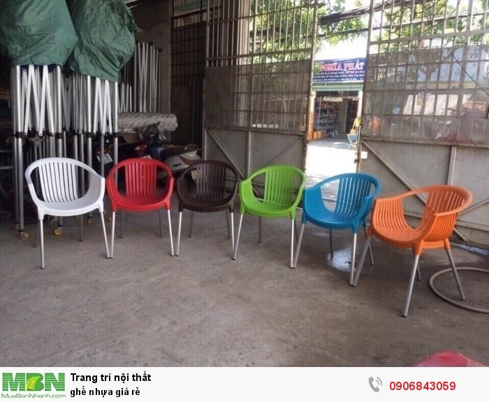 ghế nhựa giá rẻ5