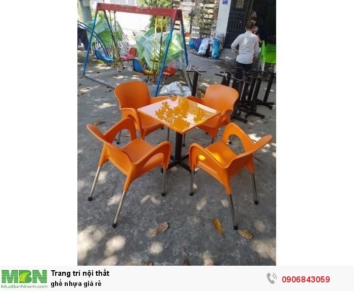 ghế nhựa giá rẻ6