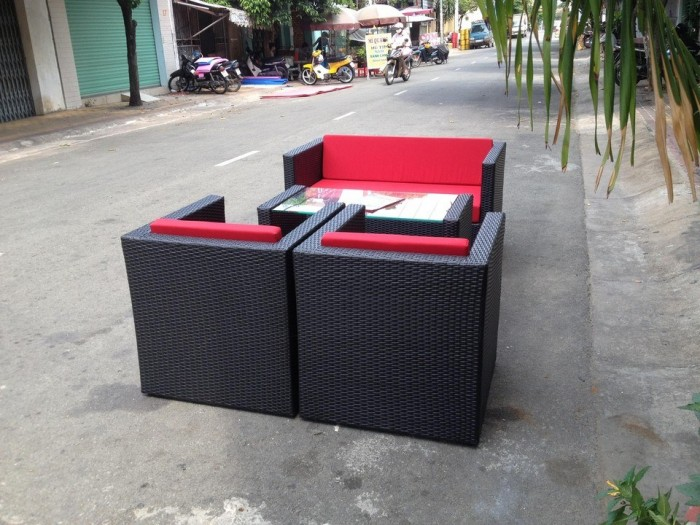 sofa mây cafe giá rẻ nhất10