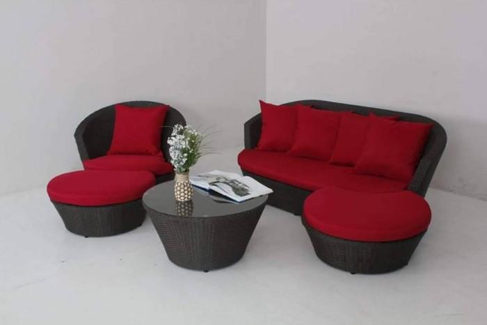 sofa mây cafe giá rẻ nhất1