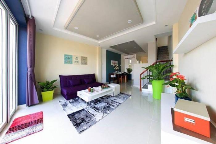 bán nhà mt Nguyễn trãi 3.6x14 4 lầu