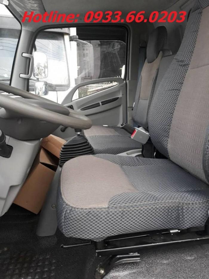 Bán xe tải Faw động cơ Hyundai , xe Faw 7,3T máy Hyundai - xe tải Faw 7t3 thùng dài 6m2