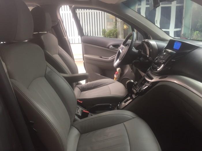 Tôi bán xe Chevrolet Orlando 2014 Ltz tự động màu xám xanh đá xe đẹp . 10