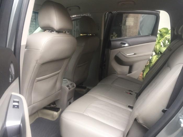 Tôi bán xe Chevrolet Orlando 2014 Ltz tự động màu xám xanh đá xe đẹp . 5