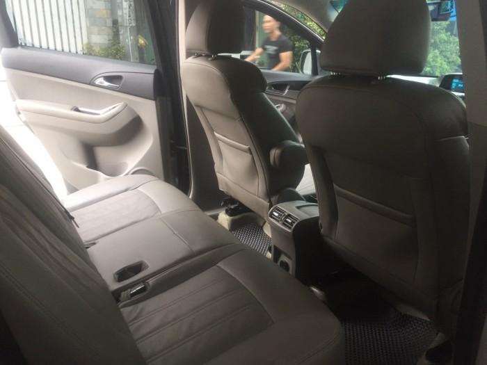 Tôi bán xe Chevrolet Orlando 2014 Ltz tự động màu xám xanh đá xe đẹp . 6