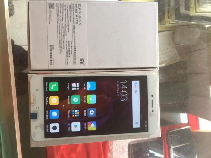 Xiaomi Redmi Note 4X Bản Ram 3GB/32GB.fullbox BH 12 Tháng5