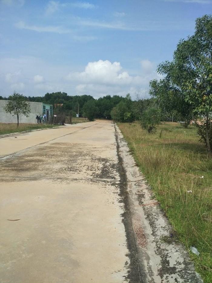 Gia đình Tôi có lô đất 600m( 20x30) nằm ở trung tâm khu đô thị Mỹ Phước 3