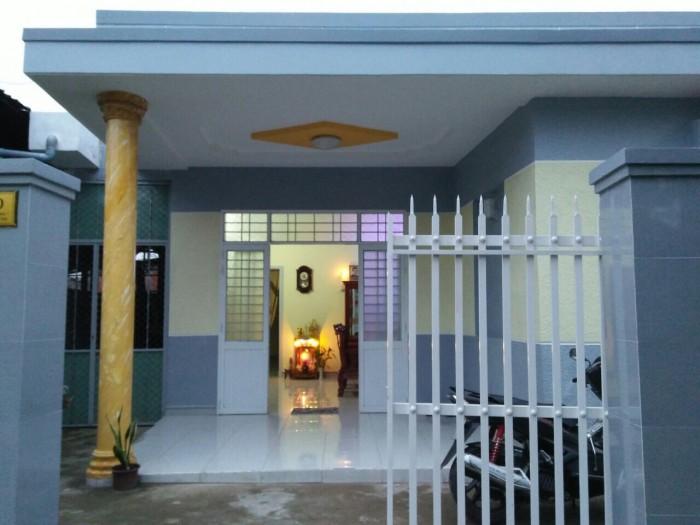 Nhà đẹp hẻm phường 7 - Tp. Bến Tre