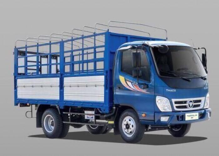 Mua bán xe tải 2 tấn 3 OLLIN 360 Bà Rịa Vũng Tàu- thùng 4 mét 3- được phép ra vào Sài Gòn 3