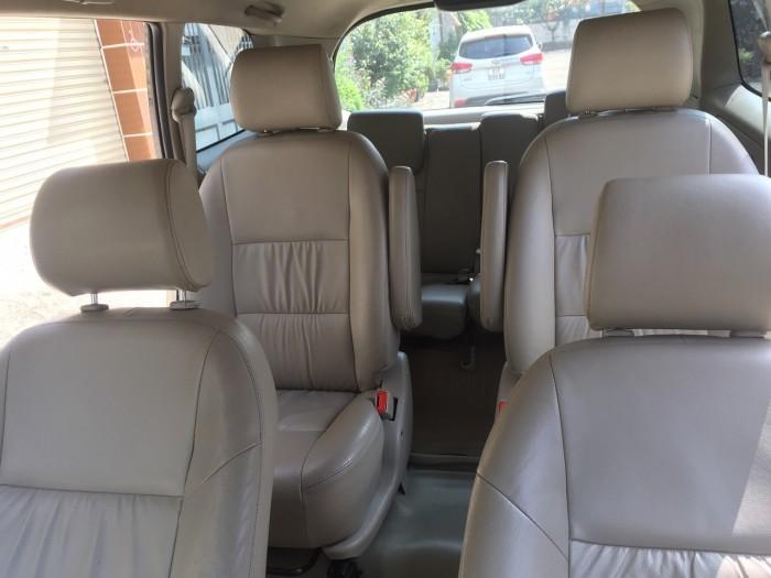 bán xe Toyota Innova 2015 số sàn màu vàng cát zin toàn bộ 11