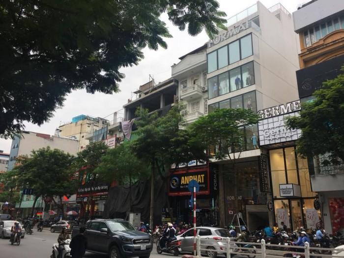 Bán nhà mặt phố Thi Sách, Hai Bà Trưng DT 130m2, mt 6.5m giá 59.8 tỷ.