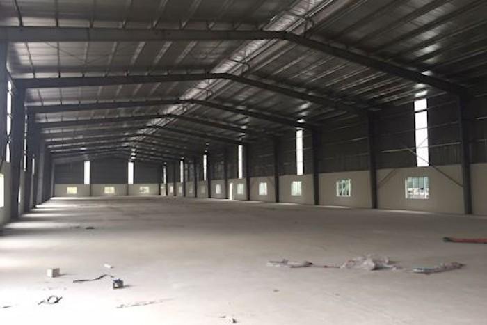 Cho thuê nhà xưởng DT 862m2 tại Phủ Lý Hà Nam cụm công nghiệp Kim Bình