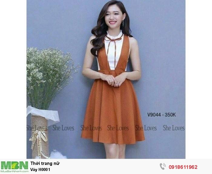Váy H00010
