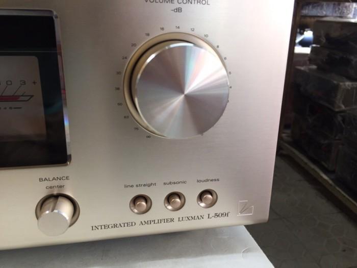 Chuyên Bán ampli Luxman L509F  hàng bải tuyển chọn .