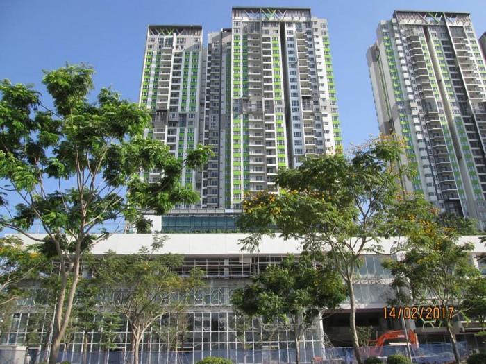 Bán căn hộ Vista verde 1PN, view hồ bơi, 54m2