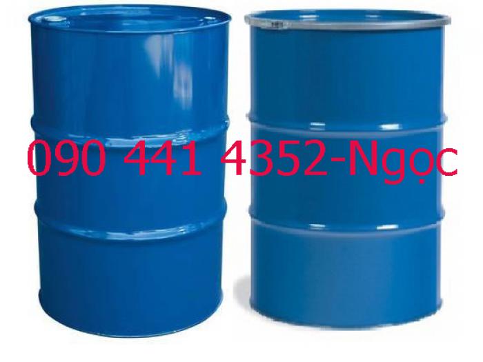 Chuyên bán và kinh doanh thùng phuy sắt 220 lít đã qua dử dụng, thùng sắt đựng hóa chất mơi 220 lít tphcm