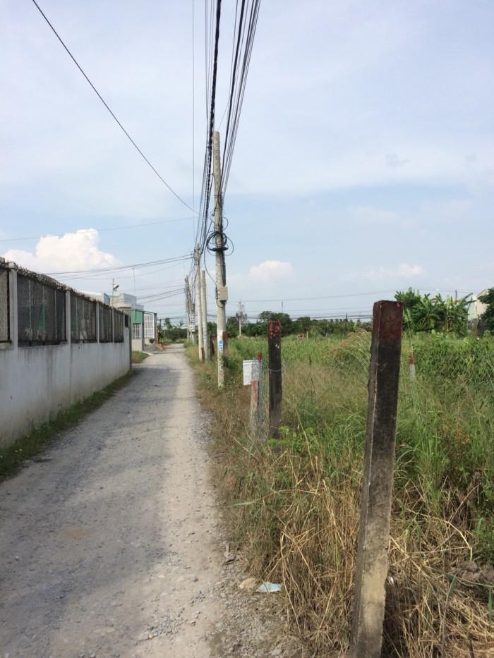 Đất chính chủ 125m2, xã Đa Phước, Bình Chánh
