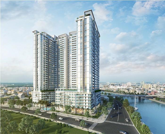 Cần bán lại gấp căn hộ Millennium-Bến Vân Đồn, 2pn tầng cao